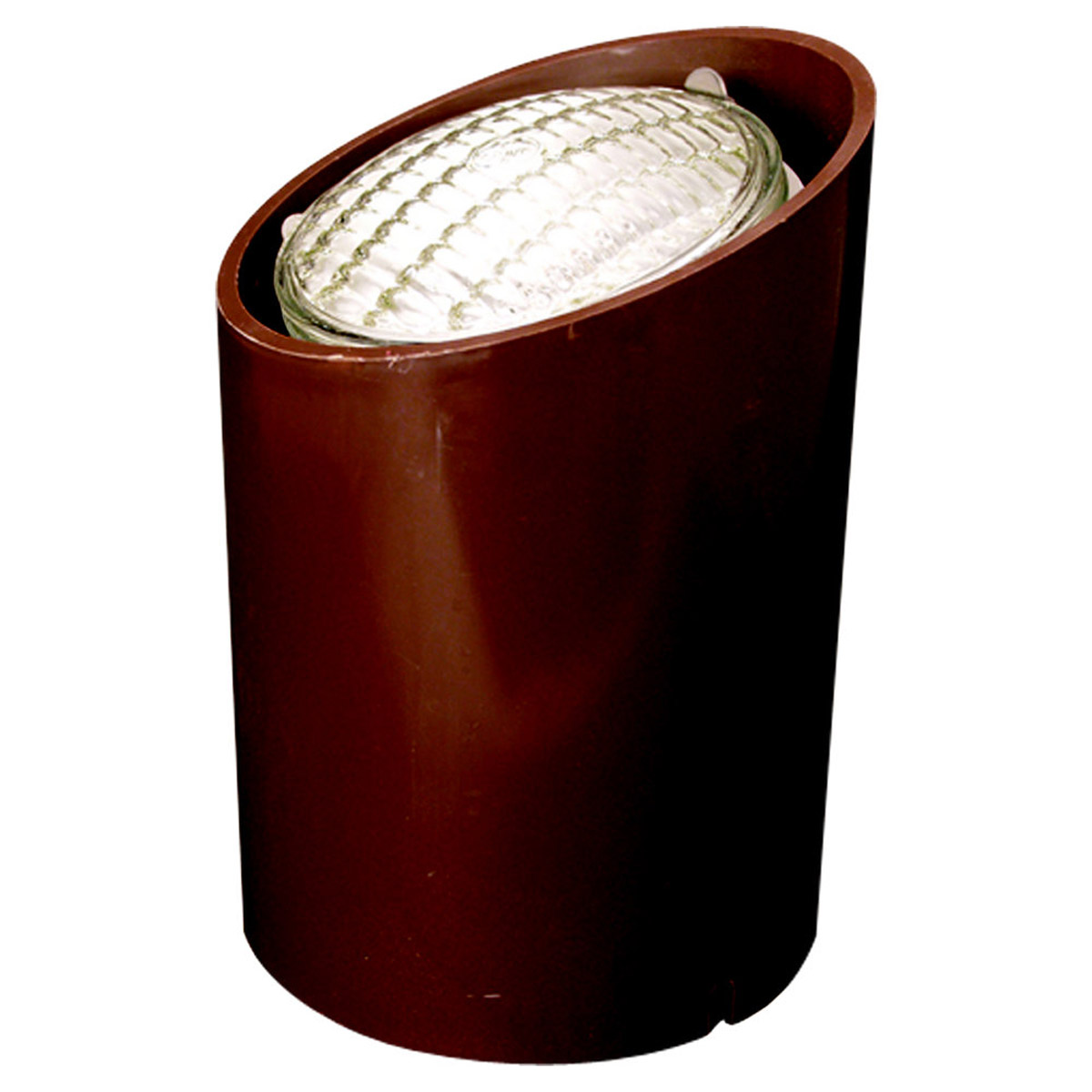 Sea Gull Lighting Imperial 1 Light Landscape Well Light in Chestnut 91080-40 photo