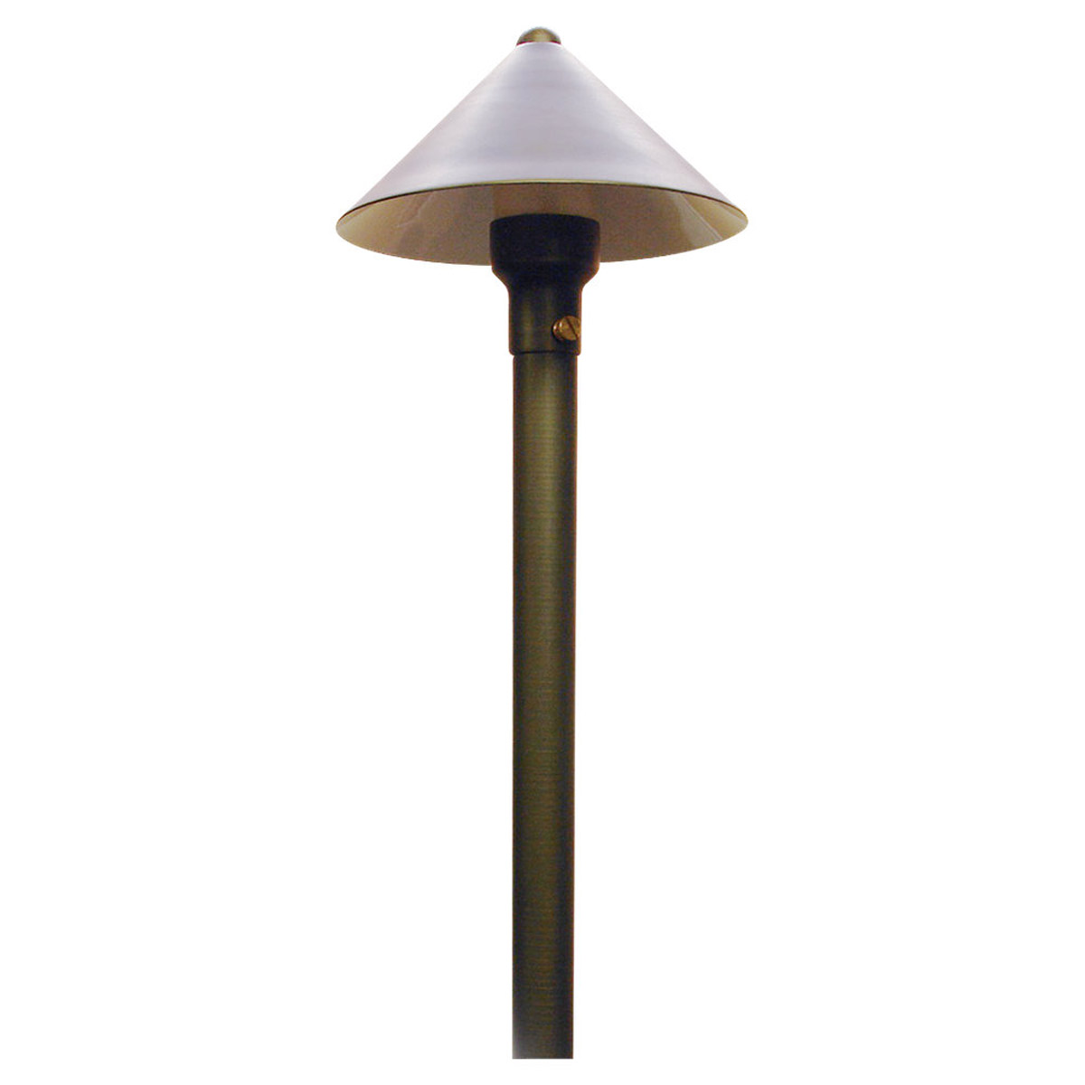 Sea Gull Lighting Imperial 1 Light Landscape Path Light in Weathered Brass 91175-147 photo