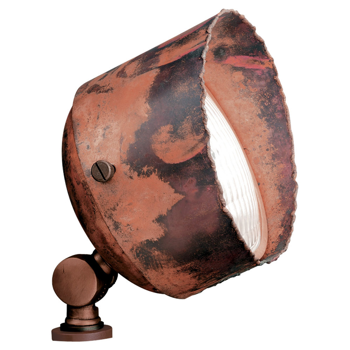 Sea Gull Lighting Signature 1 Light Landscape Accent in Torched Copper 92062-836 photo