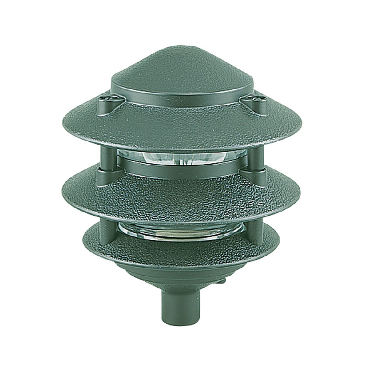 Sea Gull Lighting Landscape Lighting One Light Outdoor Path Fixture in Emerald Green 9226-95 photo