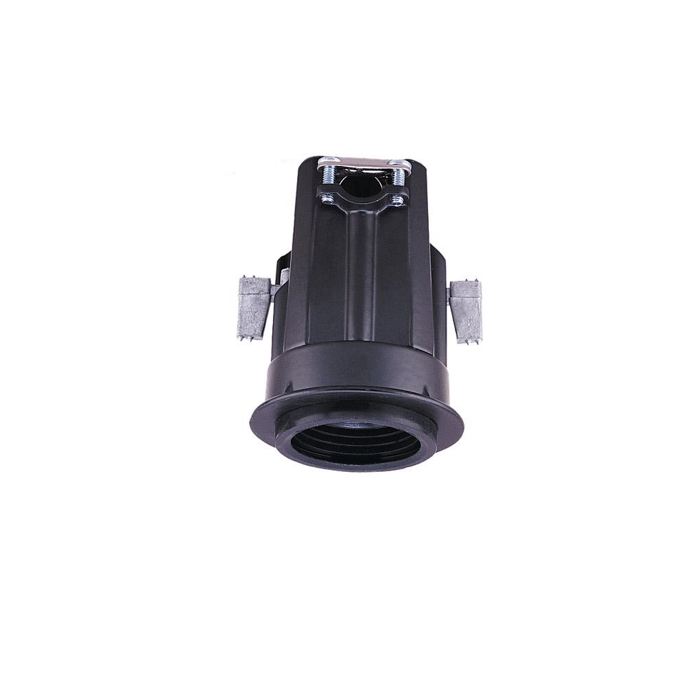 Sea Gull Lighting Ambiance Mini Recessed 1 Light Recessed Light In Black 9426 12