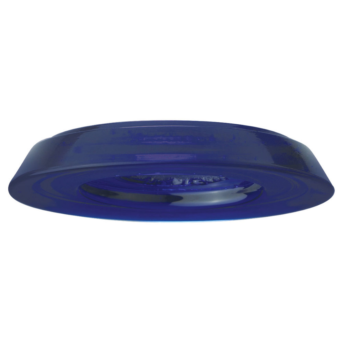 Sea Gull Lighting Urban Loft Optional Glass Disk in Cobalt Blue 94340-657