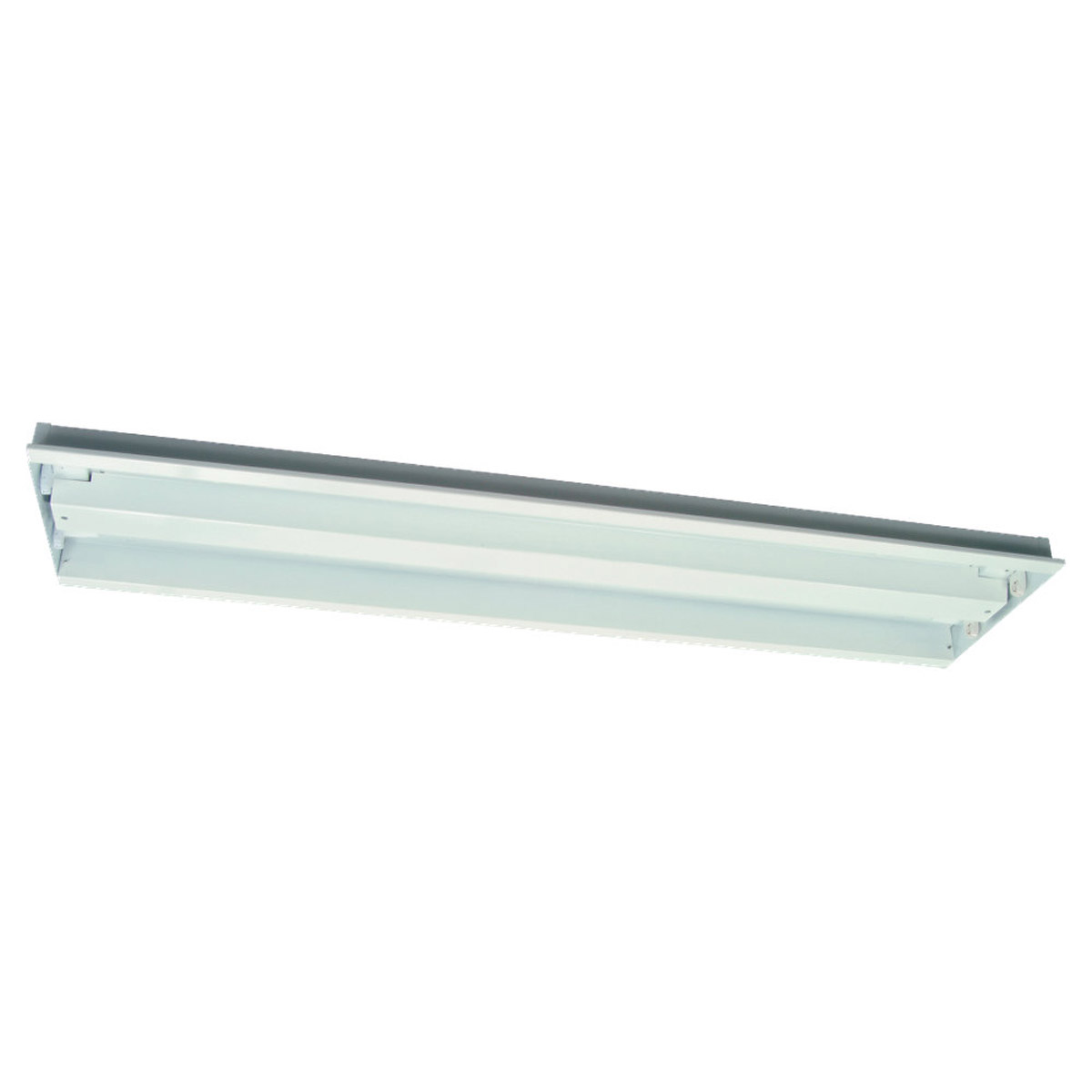 Sea Gull Lighting Signature 4 Light Fluorescent Chassis in White 9504LE-15