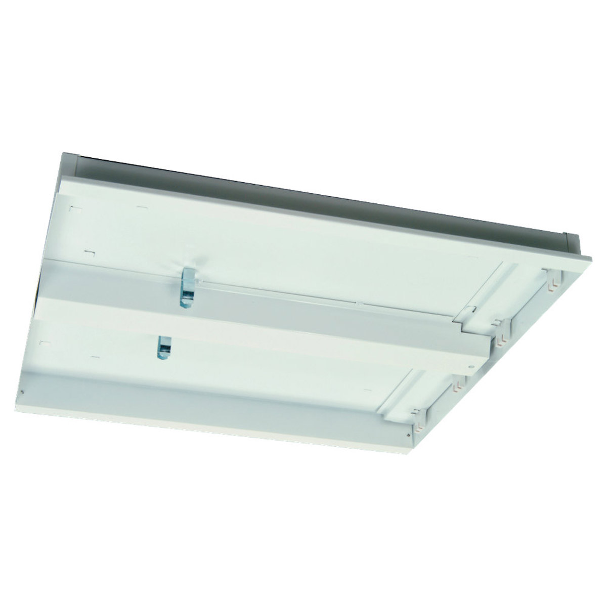 Sea Gull Lighting Signature 2 Light Fluorescent Chassis in White 9511LE-15