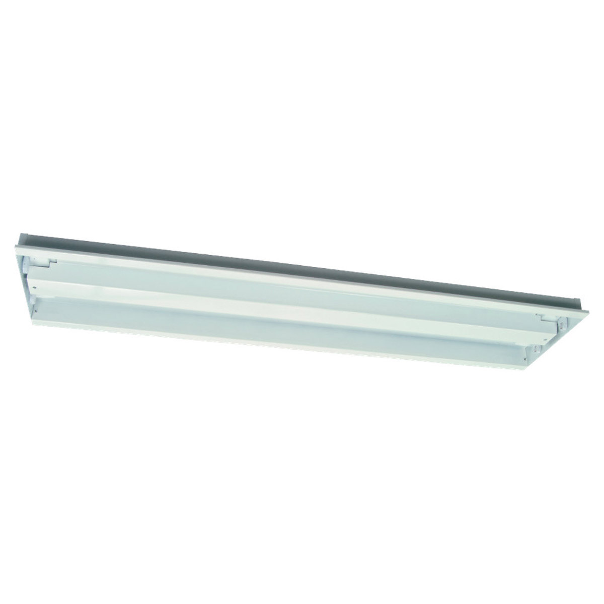 Sea Gull Lighting Signature 2 Light Fluorescent Chassis in White 9512LE-15