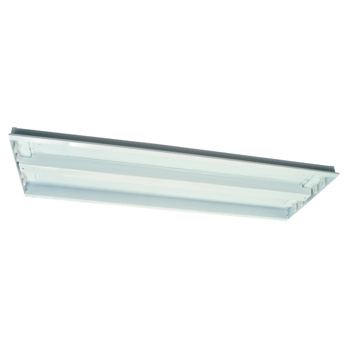 Sea Gull 9515LE-15 Signature 4 Light 19 inch White Fluorescent Chassis Ceiling Light photo