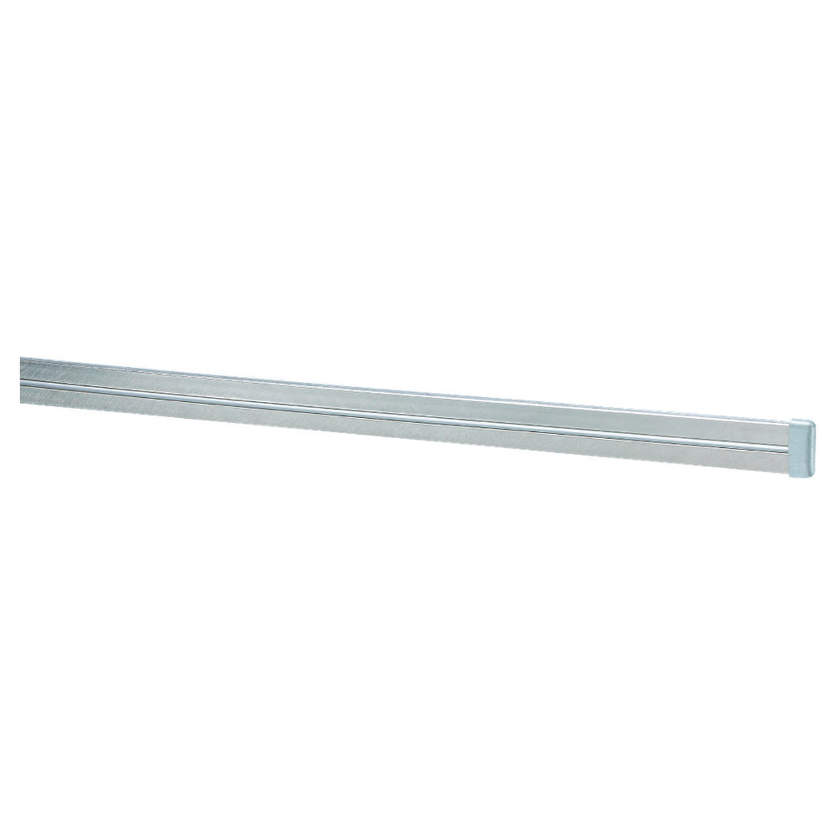 Sea Gull Lighting Ambiance Rtx Eight Foot Rail in Brushed Stainless 95301-98