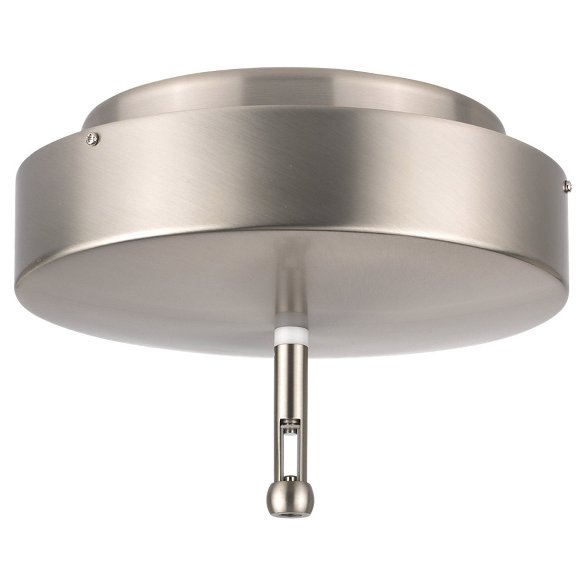 Sea Gull Lighting Ambiance RTx Surface Mount Power Feed with Transformer in Brushed Stainless 95305-98
