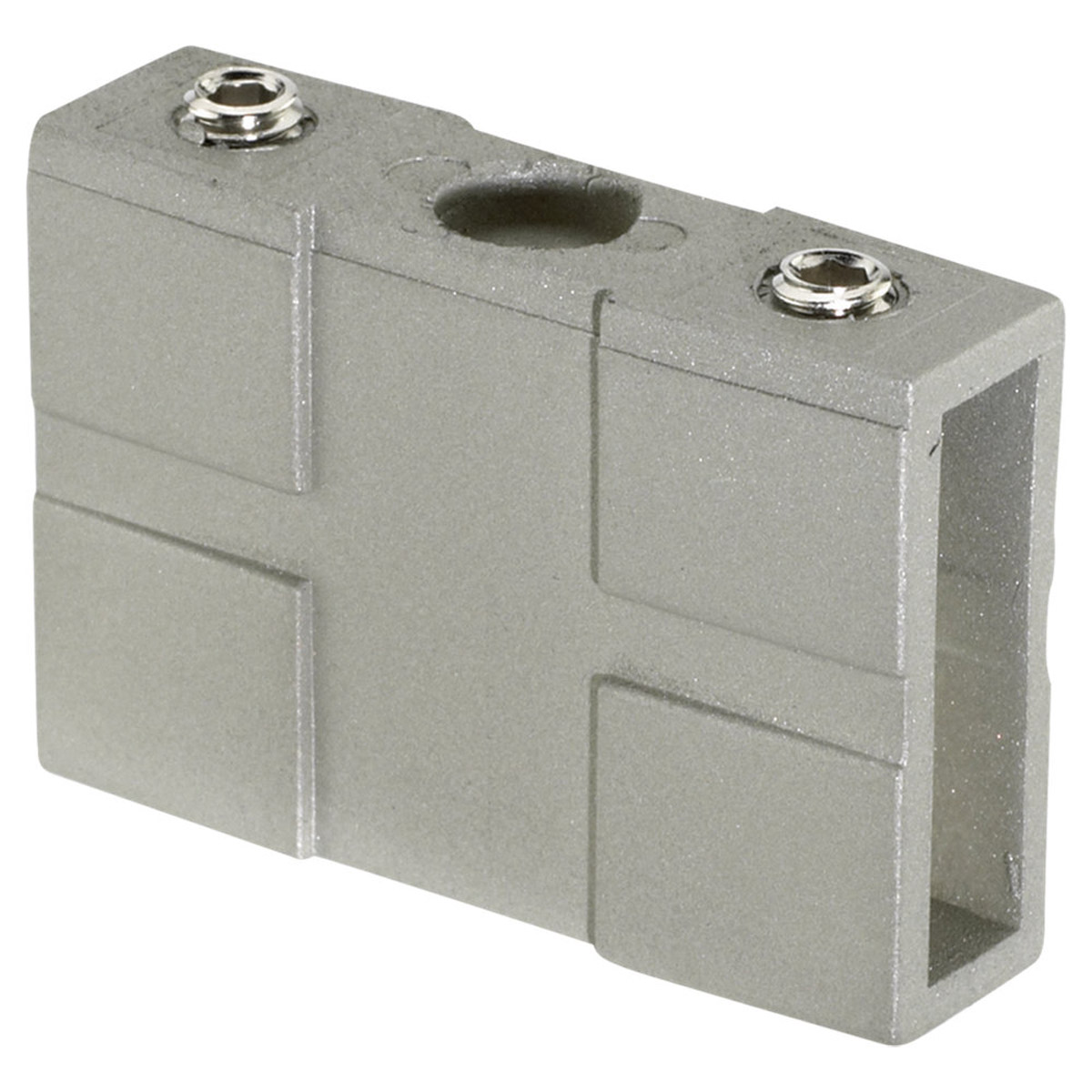 Sea Gull Lighting RTx Isolating Connector in Brushed Stainless 95331-98