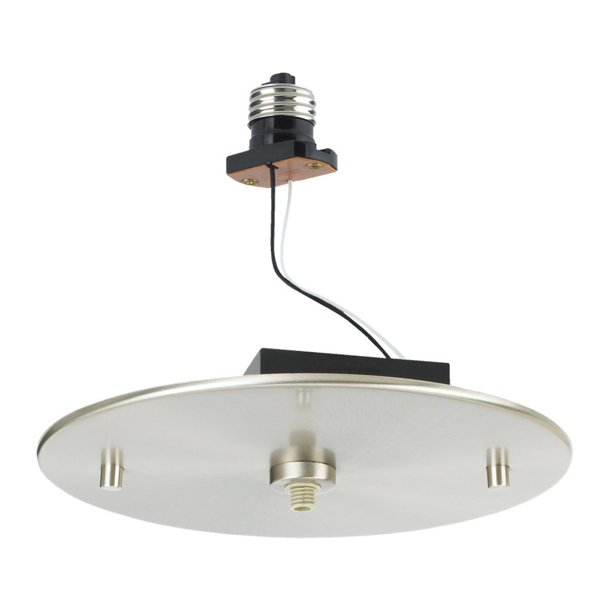 Sea Gull Lighting RTx Recessed Housing Mono-Point Adapter in Brushed Stainless 95351-98 photo