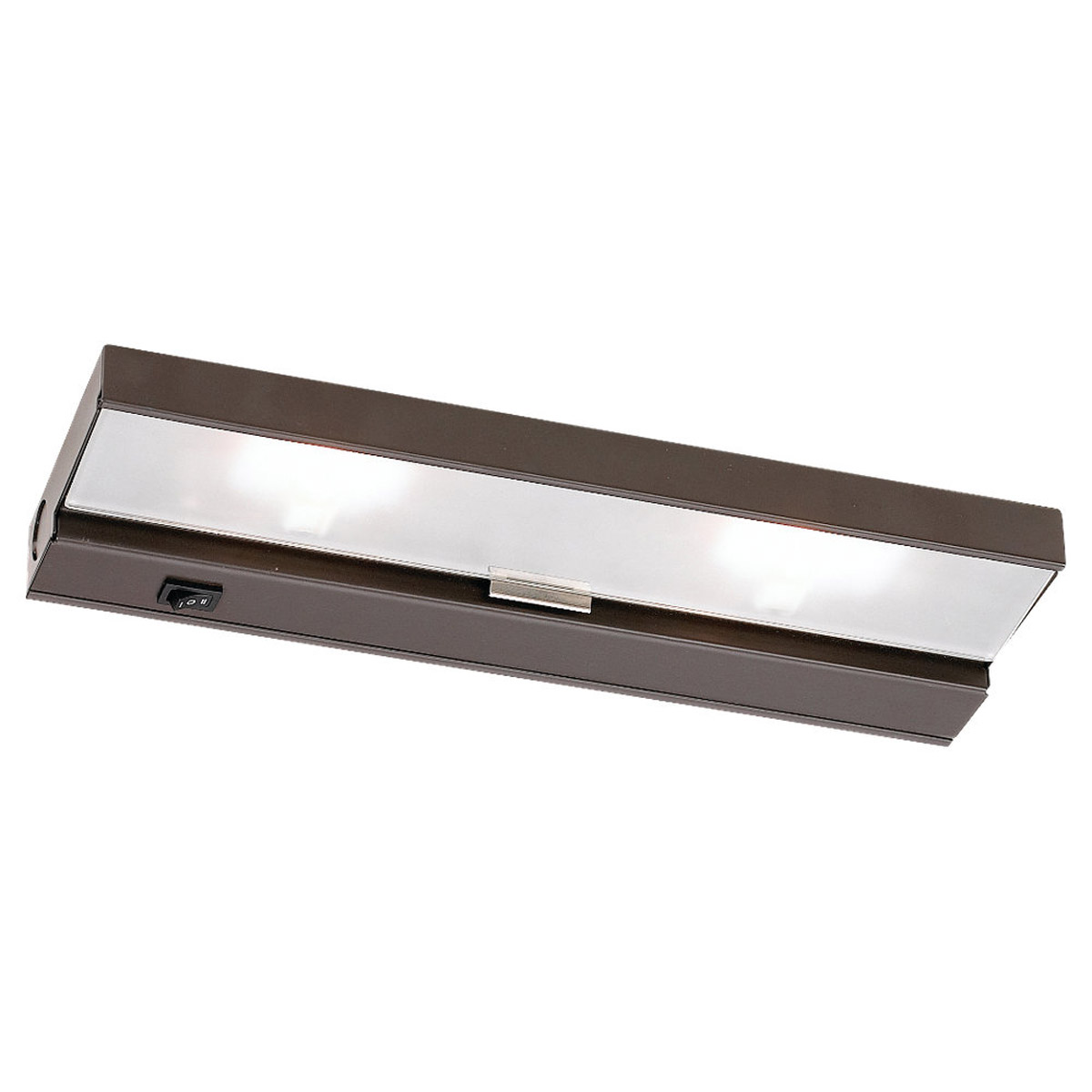 Sea Gull Lighting Undercabinet Lighting 2 Light Undercabinet Halogen in Antique Bronze 98022-71