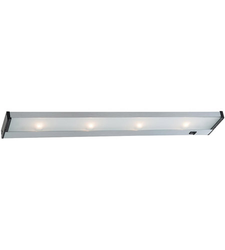 Sea Gull 98043 986 Ambiance Self Contained Xenon 120v 26 Inch Tinted Aluminum Under Cabinet Light