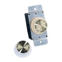 Signature White Ceiling Fan Controller