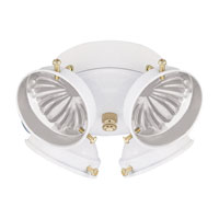 Sea Gull 16151B-15 Signature 4 Light White Fan Light Kit photo thumbnail