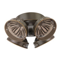 Signature 4 Light Heirloom Bronze Fan Light Kit