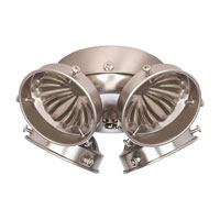 Signature 4 Light Brushed Nickel Fan Light Kit