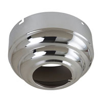 Sea Gull 1630-05 Signature Chrome Sloped Ceiling Adapter photo thumbnail