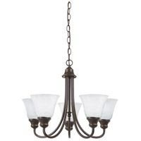 Windgate 5 Light 20 inch Heirloom Bronze Chandelier Ceiling Light in Standard