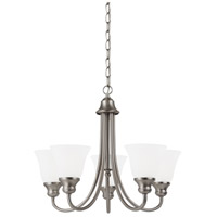 Windgate 5 Light 20 inch Brushed Nickel Chandelier Ceiling Light in Standard