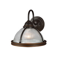 Pratt Street 1 Light 11 inch Autumn Bronze Wall Bath Fixture Wall Light