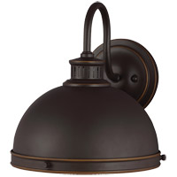 Sea Gull Pratt Street 1 Light Outdoor Wall Lantern in Autumn Bronze 41085BLE-715