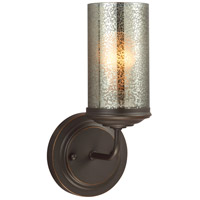 Sfera 1 Light 5 inch Autumn Bronze Bath Sconce Wall Light in Standard