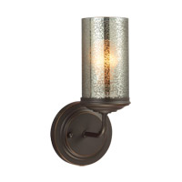 Sea Gull 4110401EN3-715 Sfera 1 Light 5 inch Autumn Bronze Wall Bath Fixture Wall Light