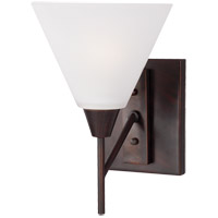 Ashburne 1 Light 7 inch Burnt Sienna Bath Light Wall Light in Standard