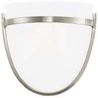 Sea Gull 4111493S-962 Eternity LED 10 inch Brushed Nickel Wall Bath Fixture Wall Light