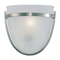 Sea Gull 41115-962 Eternity 1 Light 10 inch Brushed Nickel Bath Vanity Wall Light photo thumbnail