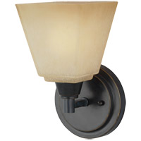 Sea Gull Parkfield 1 Light Bath Light in Flemish Bronze 4113001BLE-845