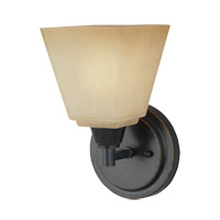 Flemish Bronze Zinc Bathroom Vanity Lights