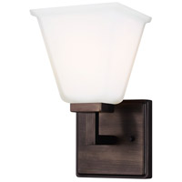 Sea Gull 4113701-778 Ellis Harper 1 Light 6 inch Brushed Oil Rubbed Bronze Bath Vanity Wall Light