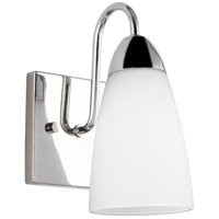 Sea Gull 4120201-05 Seville 1 Light 5 inch Chrome Bath Vanity Wall Light