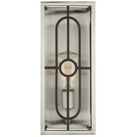 Sea Gull 4121801-962 Rennie 1 Light 6 inch Brushed Nickel Wall Sconce Wall Light