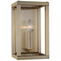 Sea Gull 4134501-848 Moffet Street 1 Light 7 inch Satin Bronze Wall Bath Fixture Wall Light