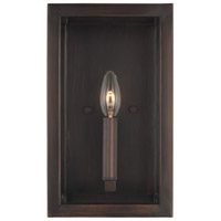 Sea Gull 4134501EN-710 Moffet Street 1 Light 7 inch Burnt Sienna Wall Bath Sconce Wall Light