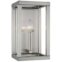 Sea Gull 4134501EN-962 Moffet Street LED 7 inch Brushed Nickel Wall Bath Fixture Wall Light
