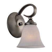 Sea Gull Lighting Rialto 1 Light Bath Vanity in Antique Brushed Nickel 41360-965
