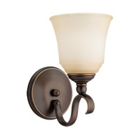 Parkview 1 Light 6 inch Russet Bronze Bath Vanity Light Wall Light