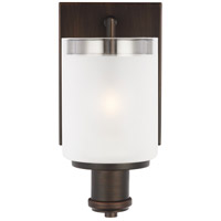 Sea Gull 4139801-710 Norwood 1 Light 5 inch Burnt Sienna Wall Bath Sconce Wall Light