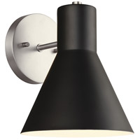 Towner 1 Light 7 inch Brushed Nickel Wall Bath Fixture Wall Light