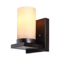 Ellington 1 Light 5 inch Burnt Sienna Bath Vanity Light Wall Light