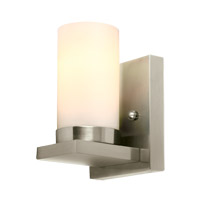 Ellington 1 Light 5 inch Brushed Nickel Bath Vanity Light Wall Light
