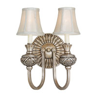 Sea Gull Lighting Highlands 2 Light Bath Vanity in Palladium 42251-824