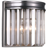 Sea Gull Carondelet 1 Light Bath Light in Antique Brushed Nickel 4414001-965