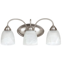 Sea Gull Lemont 3 Light Bath Light in Antique Brushed Nickel 44318BLE-965