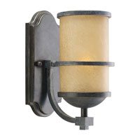 Sea Gull Roslyn 1 Light Bath Sconce in Flemish Bronze 44520BLE-845