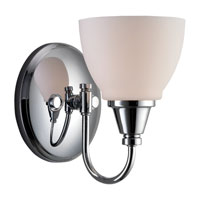 Sea Gull Lighting Sydney 1 Light Wall / Bath / Vanity in Chrome 44745-05
