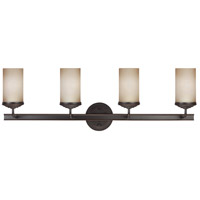 Sea Gull Sfera 4 Light Bath Vanity in Autumn Bronze 4491404-715